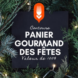 Panier Gourmand Quebec, région gourmande