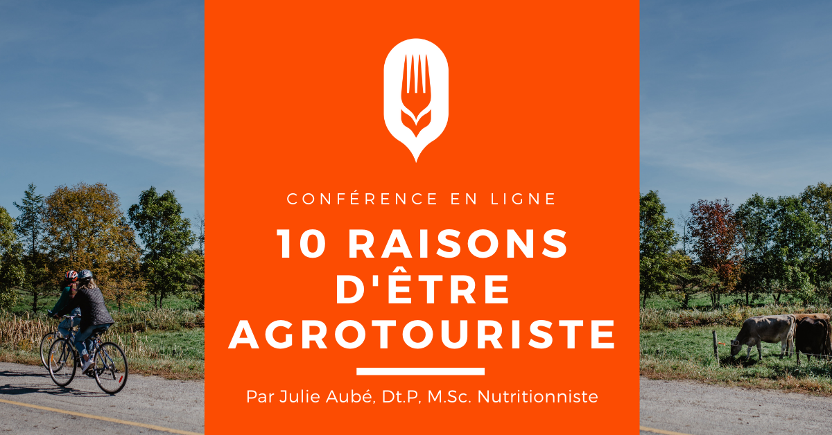 Conférence agrotourisme